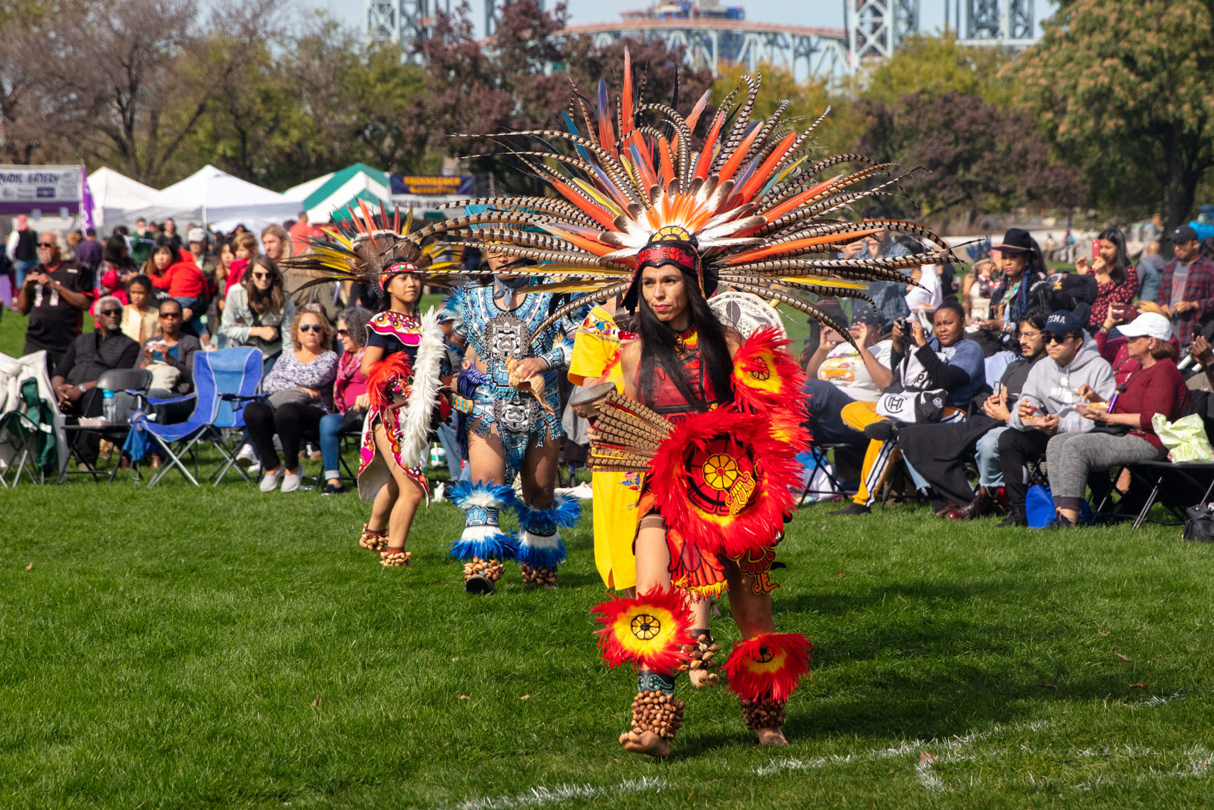 A 2019 Celebration in New York for Indigenous Persons Day