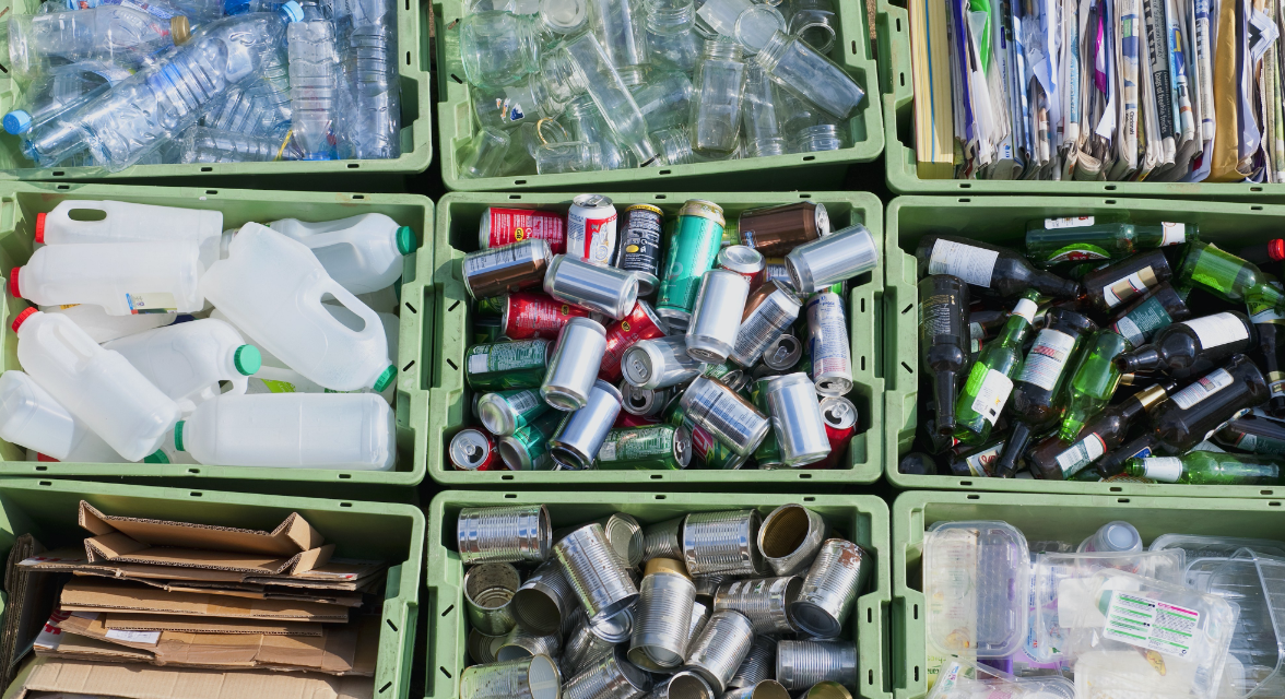 What do recycling number codes mean?